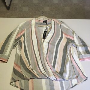 NY and co blouse